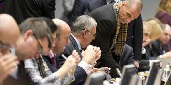 Ο ΚΟΣ ΒΑΡΟΥΦΑΚΗΣ ΧΑΙΡΕΤΑΕΙ ΙΑΠΩΝΙΚΑ ΣΤΟ EUROGROUP;