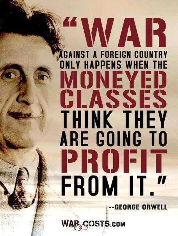 Ὡραῖα ποὺ ...στήνονται οἱ πόλεμοι!!!