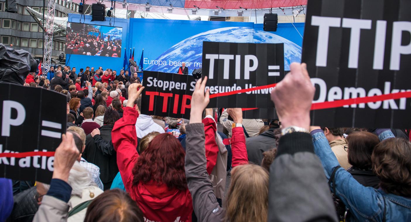 TTIP - Codex Alimentarius. Πῶς οἱ Ἀγρότες χάνουν τὴν γῆ τους ἀπὸ τὶς πολυεθνικές (βίντεο)