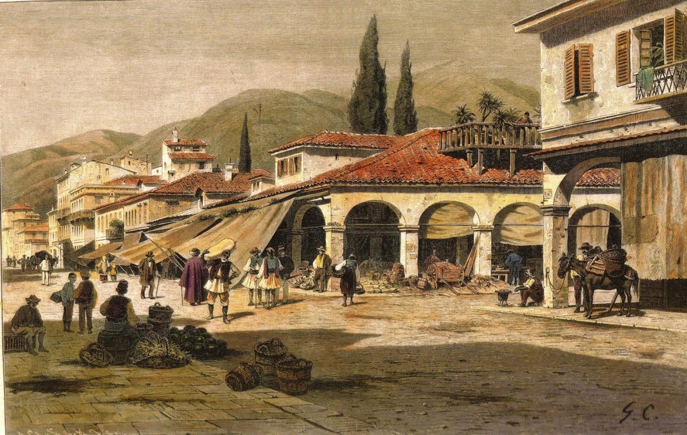 Πάτρα, 1900
