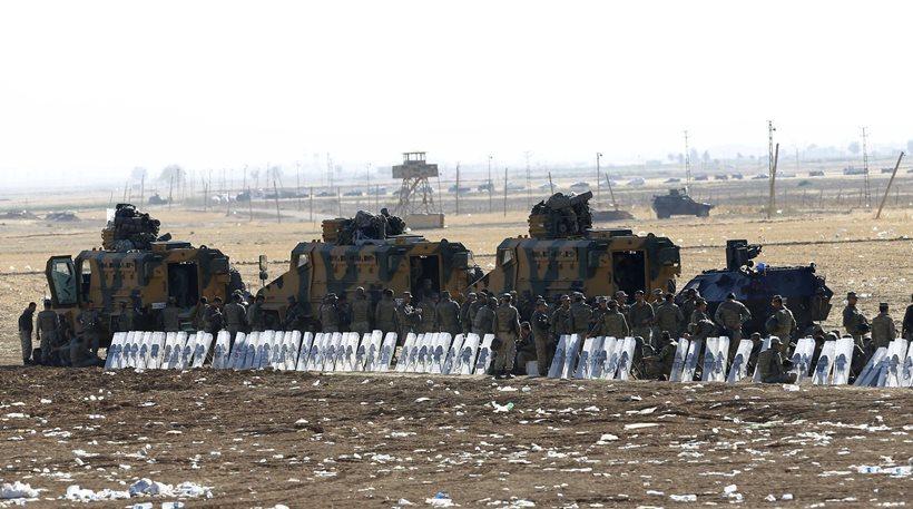 Τουρκία κατὰ ISIS...2