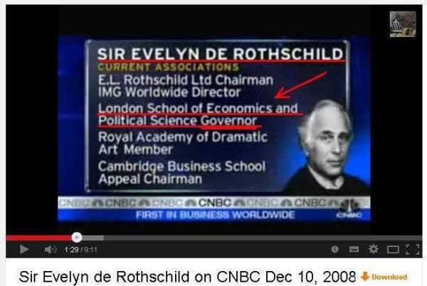 Ἀπὸ τὰ χέρια τοῦ Soros, στὰ πόδια τῶν Rothschild!!!1