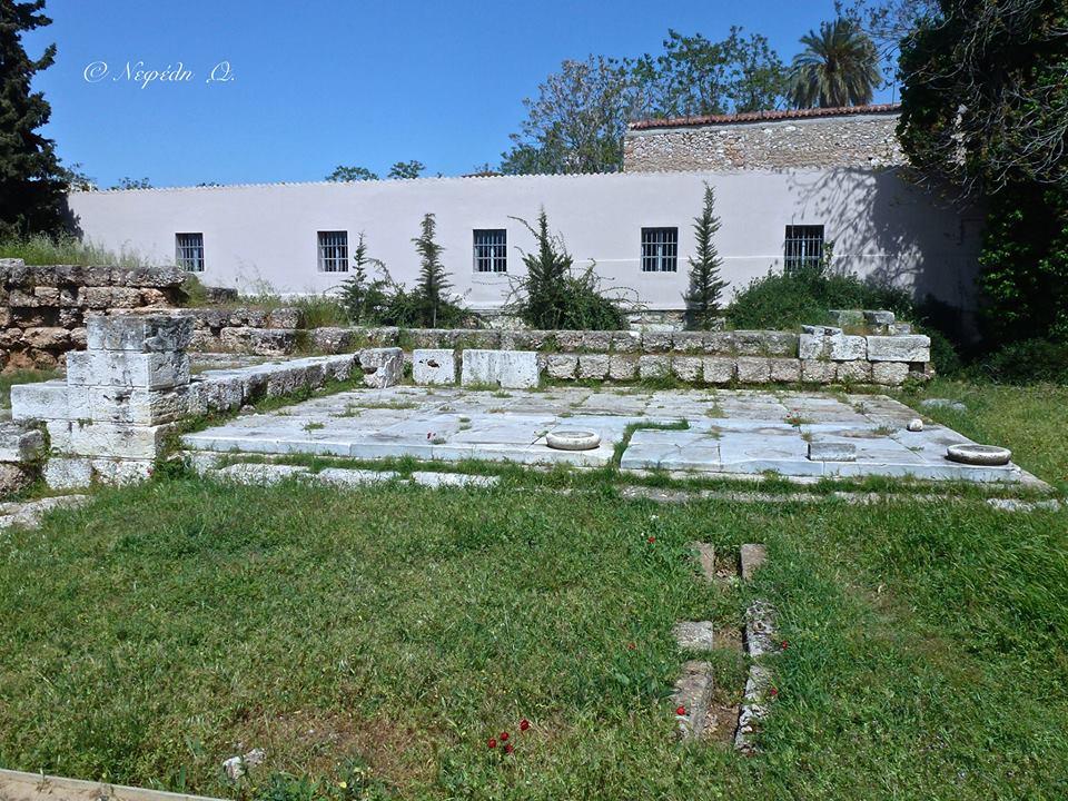 Ἀρχαιολογικὸς Χῶρος Κεραμεικοῦ3
