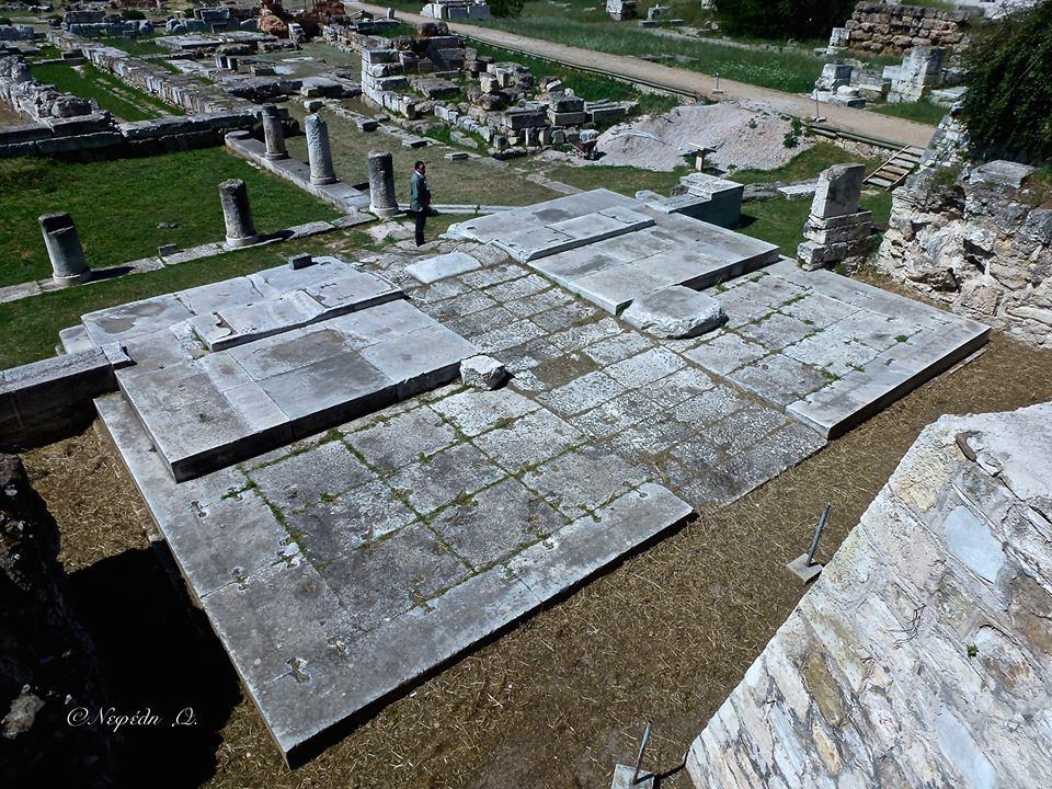 Ἀρχαιολογικὸς Χῶρος Κεραμεικοῦ5