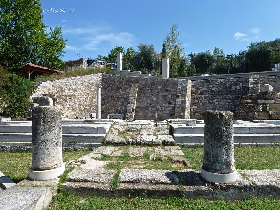 Ἀρχαιολογικὸς Χῶρος Κεραμεικοῦ8