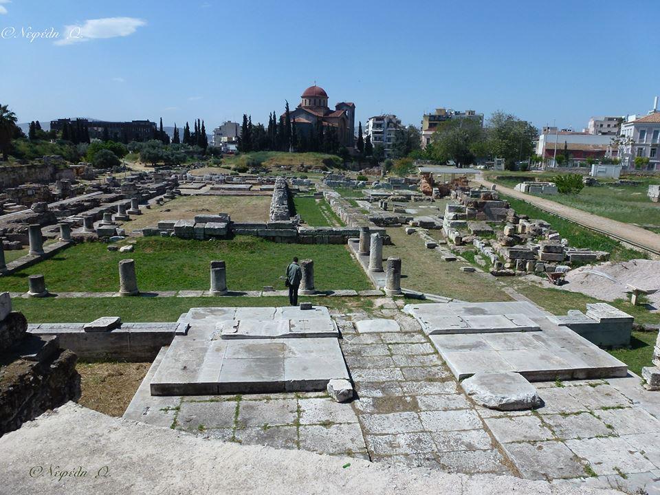 Ἀρχαιολογικὸς Χῶρος Κεραμεικοῦ9