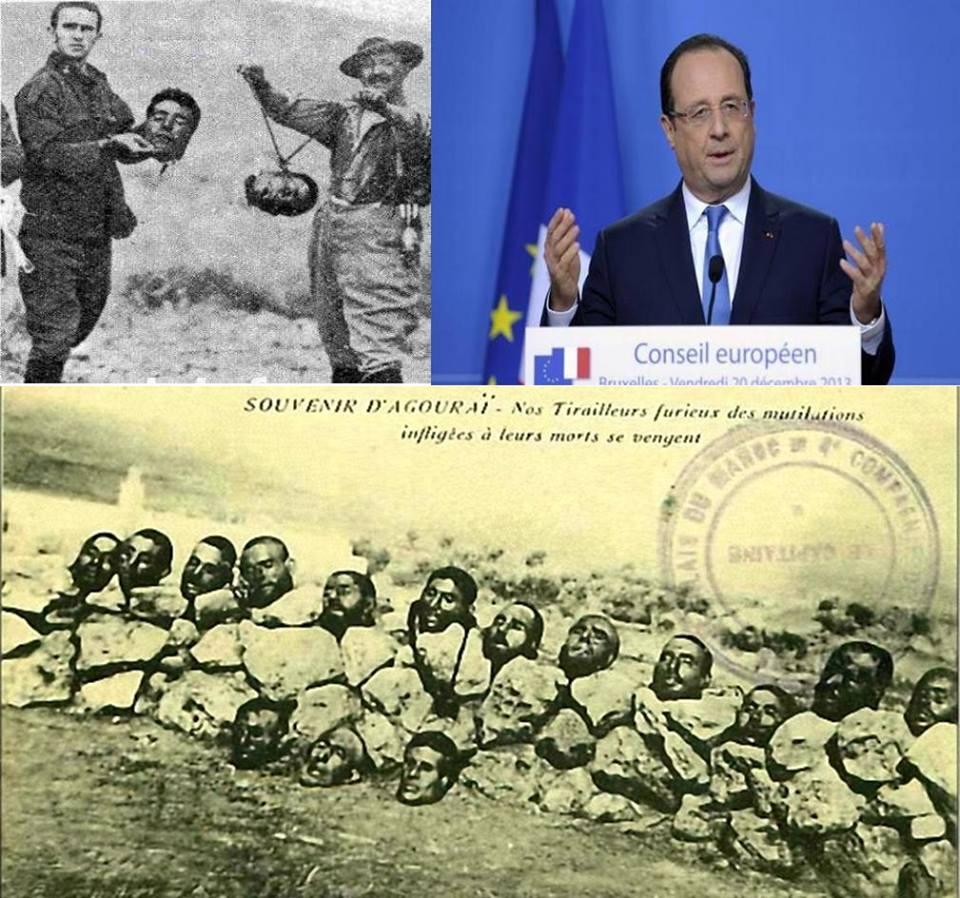 Ἡ «πεπολιτισμένη δημοκρατική» Γαλλία!!!2