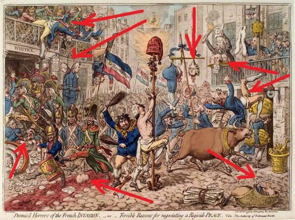 Ἡ «πεπολιτισμένη δημοκρατική» Γαλλία!!!3