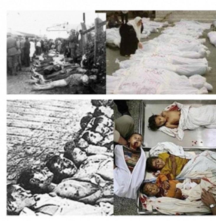 Ἡ πρόσθεσις καὶ τῶν ἄλλων γενοκτονιῶν θὰ ἦταν κάτι πιὸ ...δίκαιον!!!