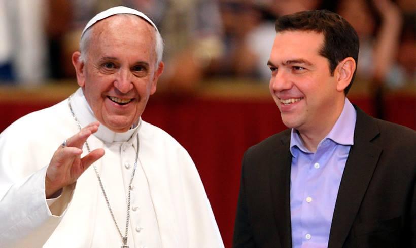 Ἦταν ...ΠΡΑΓΜΑΤΙΚΗ ἡ συνάντησις Τσίπρα μέ τόν πάπα;