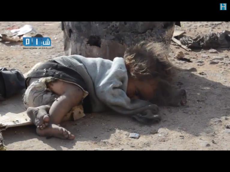 Ὀρφανὰ στὴν Συρία. Ἡ κατάντια τοῦ νὰ λέγεται κάποιος ἄνθρωπος (βίντεο)