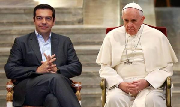 Ὁ διάλογος μεταξὺ Aleksis καὶ πάπα5