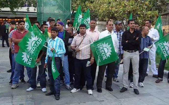 Ξένοι μισθοφόροι οἱ διαδηλωτές ...«μας»!!!2