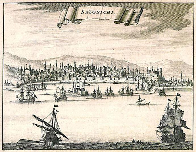 Θεσσαλονίκη 1688