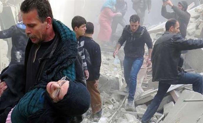 Πληρωμένοι πράκτορες τῶν ΜΜΕ κρύβουν τήν γενοκτονία στήν Συρία;