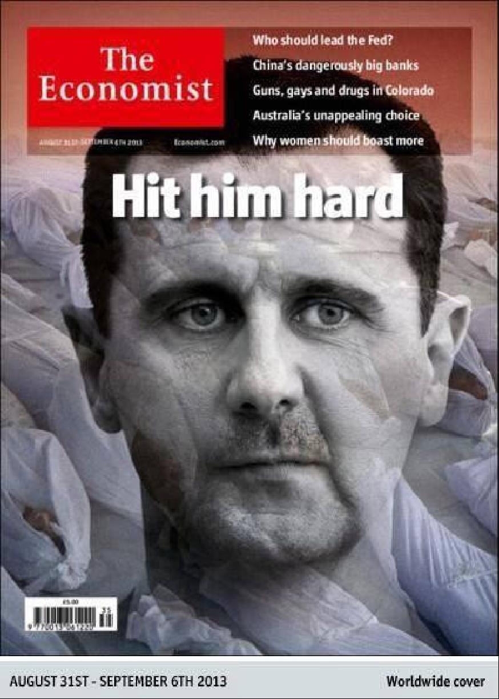 Ποιός ἔδωσε τό σύνθημα καταστροφῆς τῆς Συρίας;10