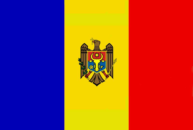 Ὁ ἀετὸς καὶ οἱ Ἕλληνες. Μολδαβία