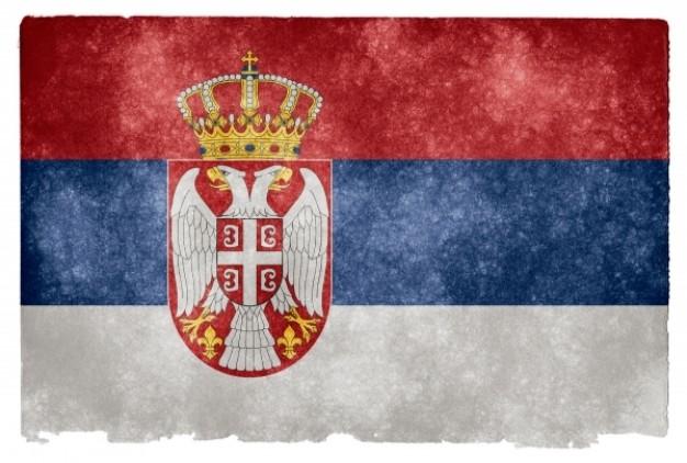 Ὁ ἀετὸς καὶ οἱ Ἕλληνες. Σερβία