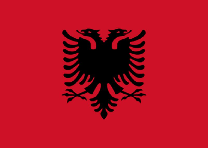 Ὁ ἀετὸς καὶ οἱ Ἕλληνες. Ἀλβανία