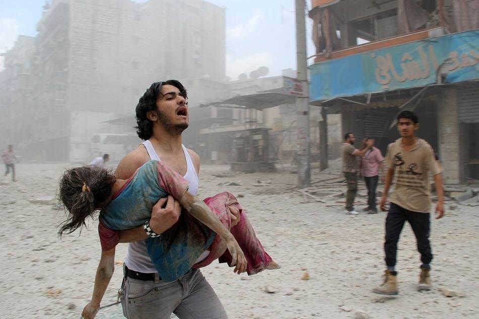 Γιατί δέν κάθονται νά πολεμήσουν οἱ ...Σύριοι;1
