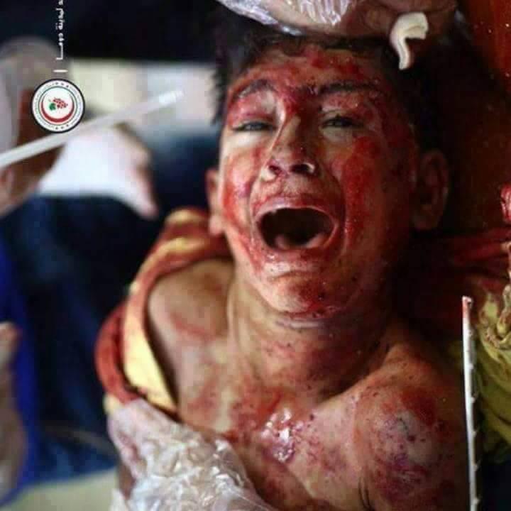 Γιατί δέν κάθονται νά πολεμήσουν οἱ ...Σύριοι;2