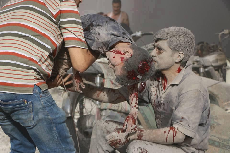 Γιατί δέν κάθονται νά πολεμήσουν οἱ ...Σύριοι;3