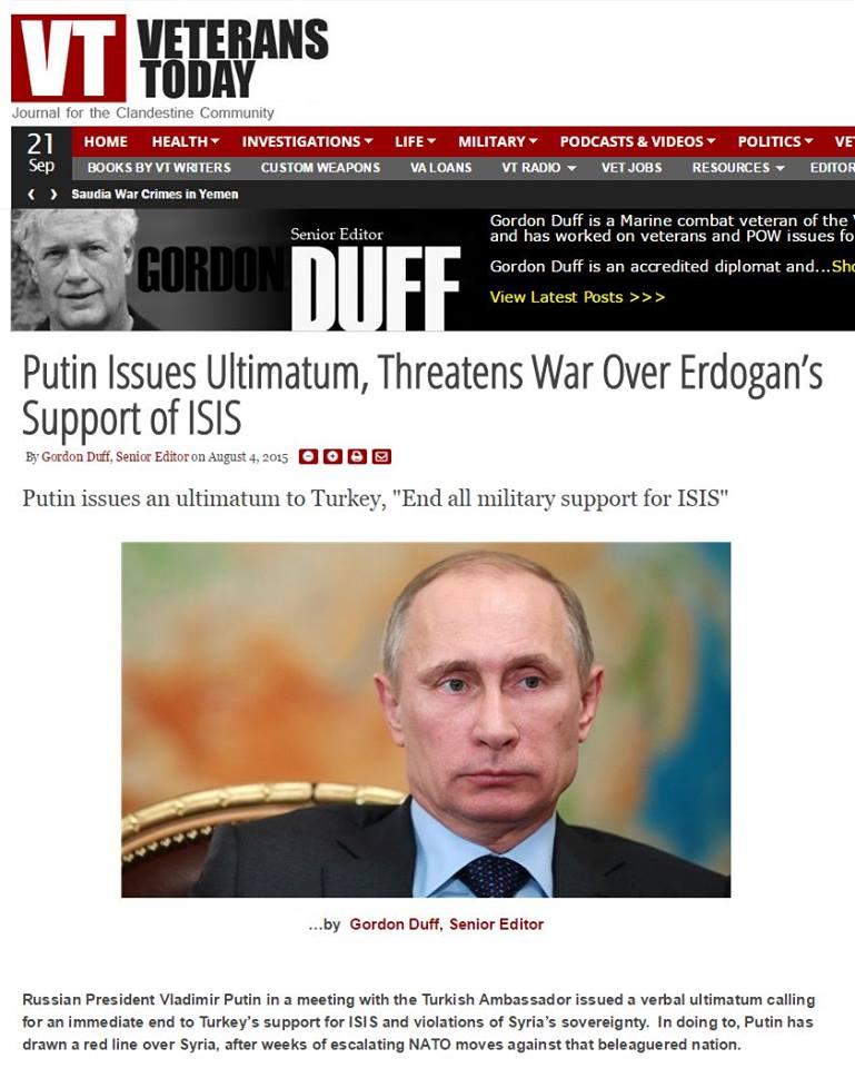Οἱ «εἰδικοί» τουρκο-μπουρδολόγοι κατὰ Ἐρντογὰν μὲ μοχλὸ τὸν ...Ποῦτιν!!!5