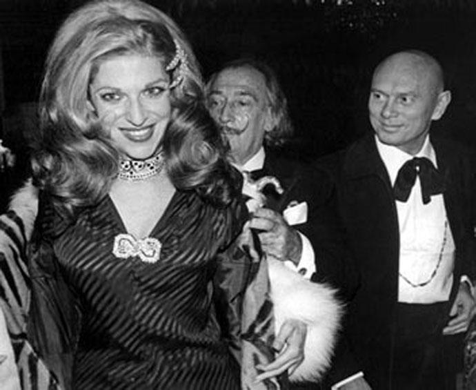 Φωτογραφίες ἀπὸ τὸ πάρτυ τῶν Rothschild τὸ 1972 5