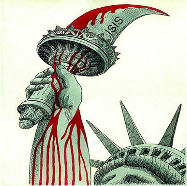 Ὁ τυχοδιωκτισμὸς τῶν ΗΠΑ.