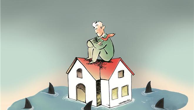 Γιὰ νὰ ...«προστατευθοῦν» ἀπὸ ἐμᾶς τὰ σπίτια μας, οἱ πολιτικοί μας «σφάζονται»!