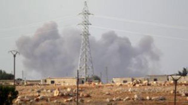 Οἱ μισθοφόροι τῆς ISIS ...«ἀναχωροῦν» ἀπὸ τὴν Συρία!!!