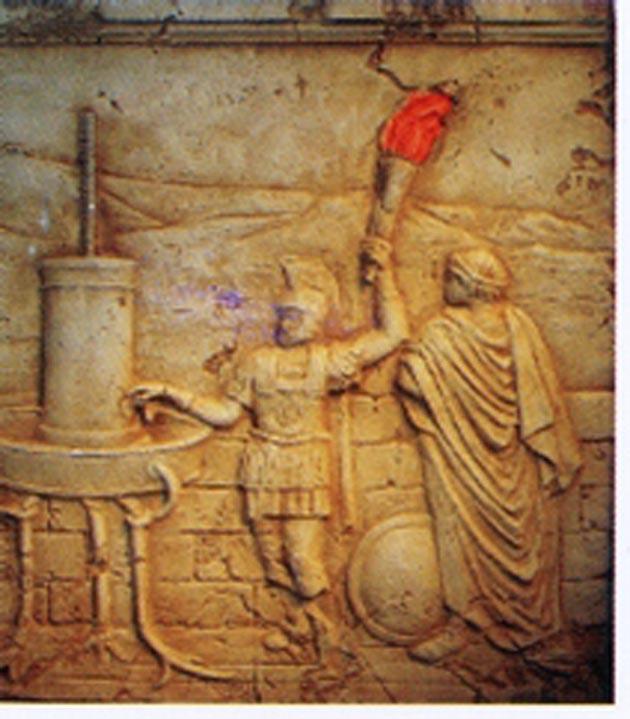 Οἱ ἐπικοινωνίες στὴν Ἀρχαία Ἑλλάδα14