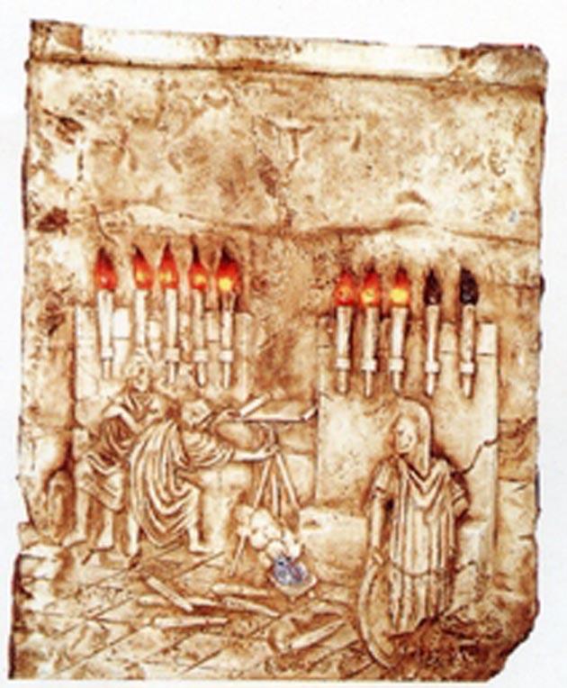 Οἱ ἐπικοινωνίες στὴν Ἀρχαία Ἑλλάδα18