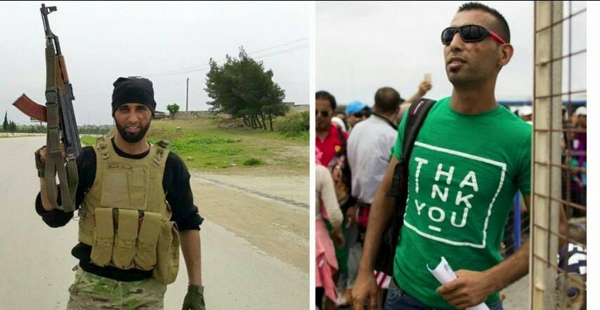 Ο τρομοκράτης-φονιάς Laith Al Saleh, στο Χαλέπι και την Κω…