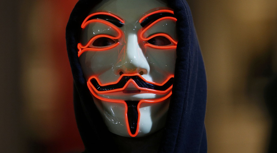 Οἱ Anonymous ...«καθάρισαν»!!!