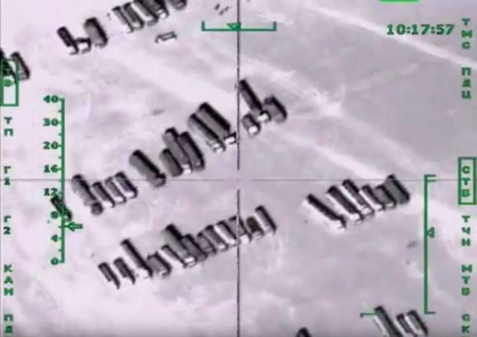 Οὔτε ἕνας δορυφόρος κατάφερε νὰ ...«δῇ» τὰ βυτιοφόρα τῆς ISIS!!!1