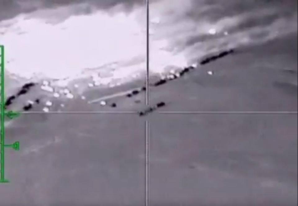 Οὔτε ἕνας δορυφόρος κατάφερε νὰ ...«δῇ» τὰ βυτιοφόρα τῆς ISIS!!!5