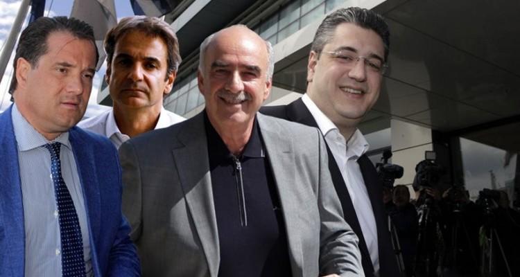 Ἡ ΝουΔούλα μᾶς προσφέρει ἑκατὸ χρόνια ...ΣΥΡΙΖΑ!!!