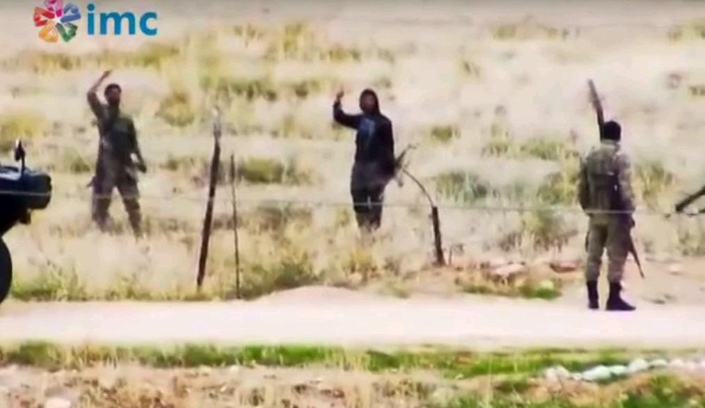 Ἡ ISIS καὶ οἱ Τοῦρκοι στὰ σύνορα..