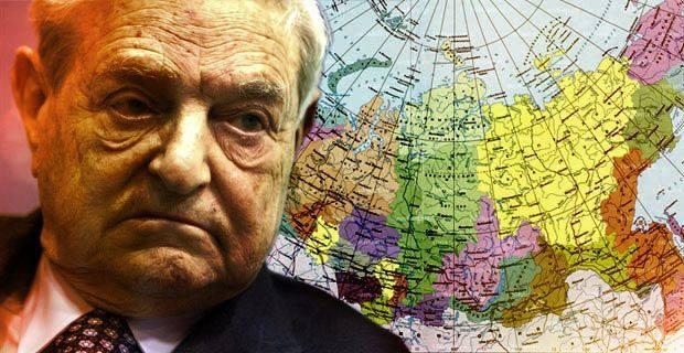 Πῶς ὁ Soros, μέσῳ Μ.Κ.Ο, ἐπὶ Γκορμπατσῶφ, πάτησε στὴν Ῥωσσία!!!