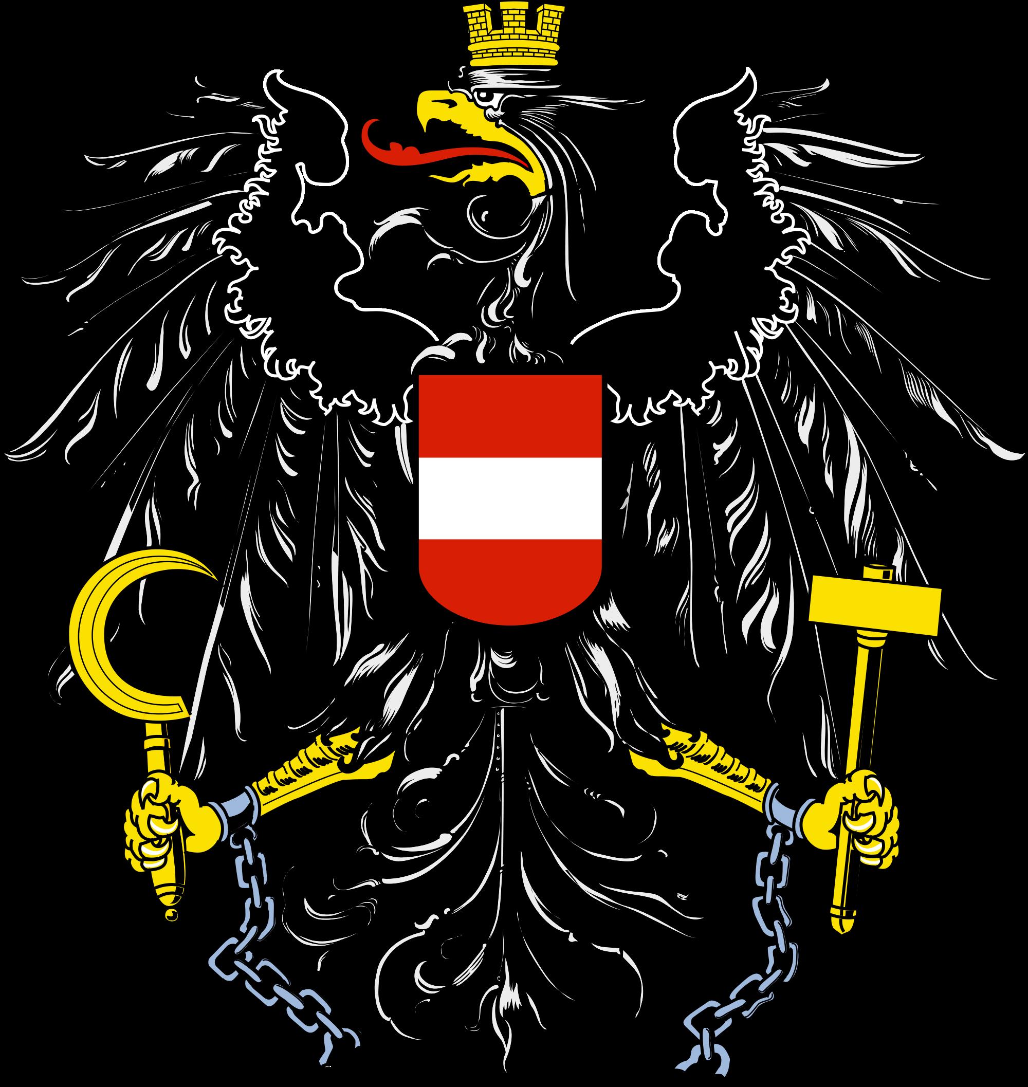 Σύμβολα καὶ οἰκόσημα...113 Αὐστρία σύγχρονον