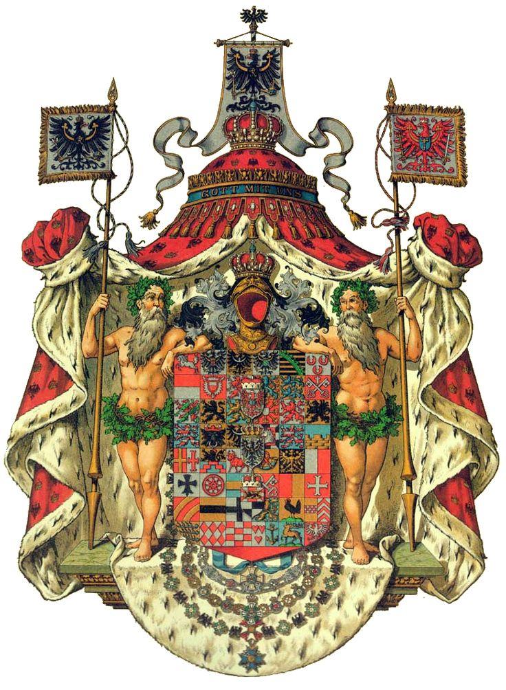 Σύμβολα καὶ οἰκόσημα...12 Γερμανία