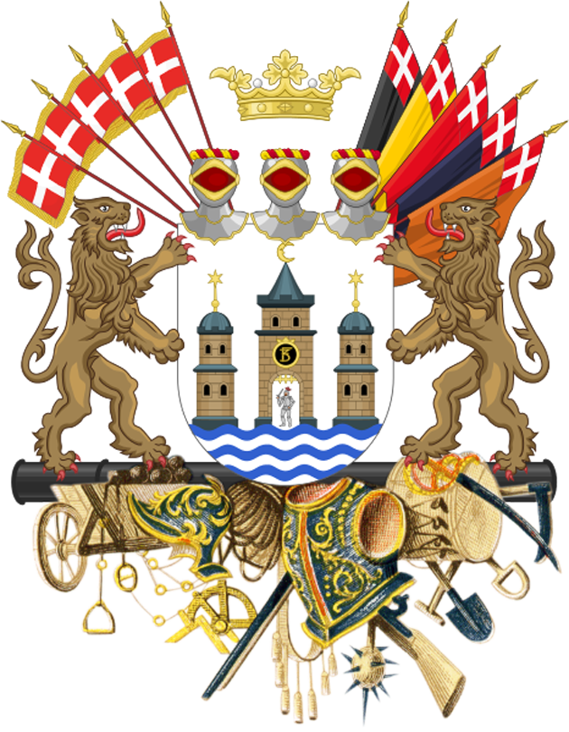 Σύμβολα καὶ οἰκόσημα...21 Δανία