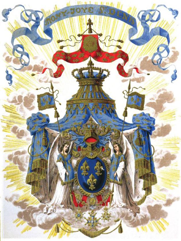Σύμβολα καὶ οἰκόσημα...22 Γαλλία
