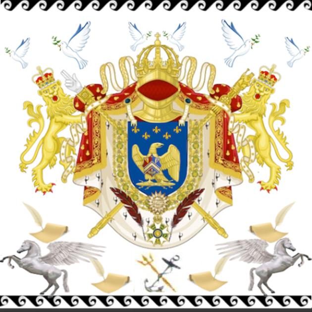 Σύμβολα καὶ οἰκόσημα...38 Ναπολέων