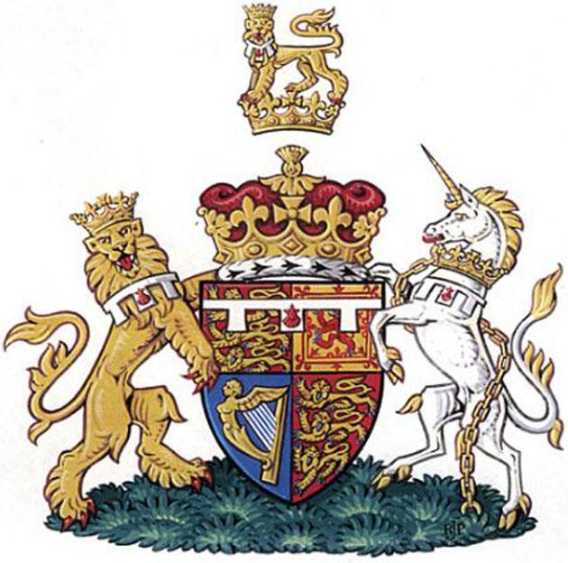 Σύμβολα καὶ οἰκόσημα...65 Χάρρυ Ἀγγλία
