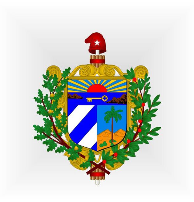 Σύμβολα καὶ οἰκόσημα...7 Κούβα