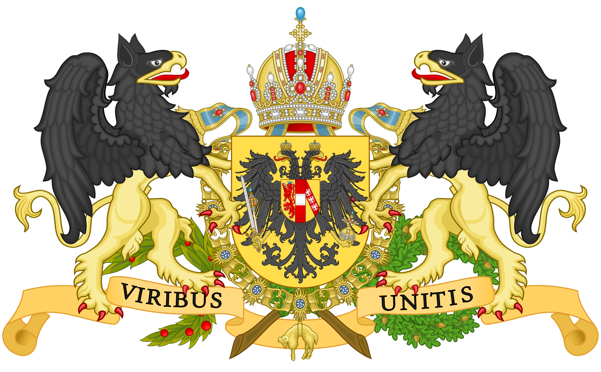 Σύμβολα καὶ οἰκόσημα...85 Αὐστρία