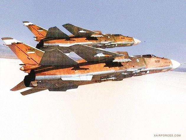 Su-24 THΣ ΙΡΑΝΙΚΗΣ ΑΕΡΟΠΟΡΙΑΣ ΧΩΡΙΣ ΟΠΛΙΣΜΟ