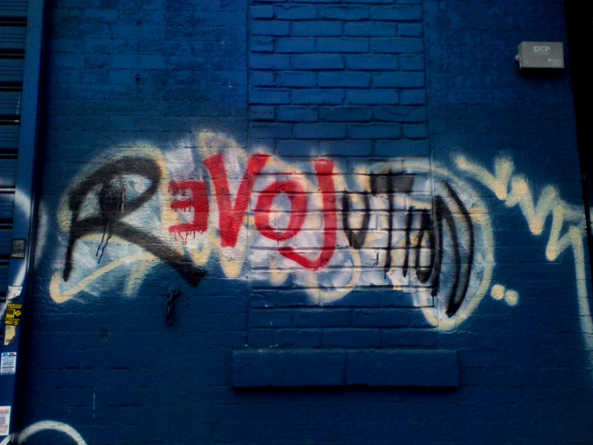 Revolution;;;